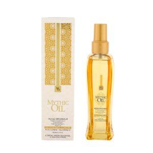 Olio di Argan per capelli - L'Oreal Mythic oil 100ml