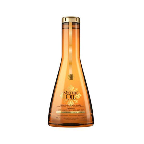 Shampoo Capelli Normali/Fini L'Oreal Mythic Oil