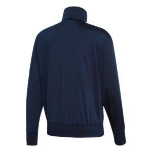 Felpa con Zip Adidas Adicolor Blu
