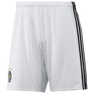 Pantaloncino Calcio Adidas Juve Bianco