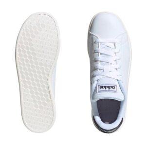 Scarpe Adidas Advantage K Bianca e Blu