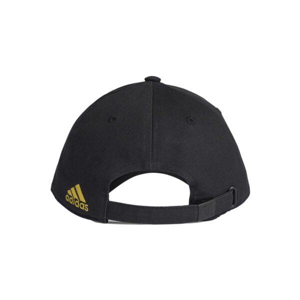 Cappello Juventus Nero Baseball