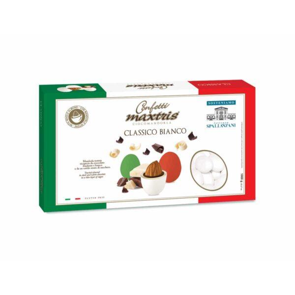 Confetti Maxtris Calssico Bianchi 1Kg