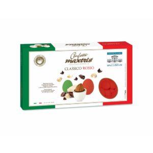 Confetti Maxtris Classico Rosso 1Kg