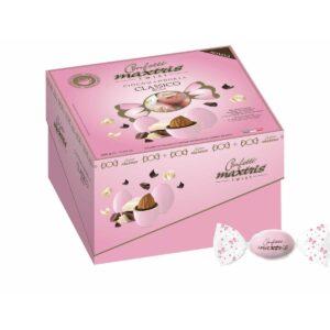 Confetti Vassoio Cadeaux Twist Maxtris Rosa