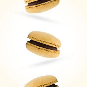 Macaron Cacao