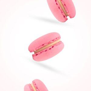 Macaron Fragola