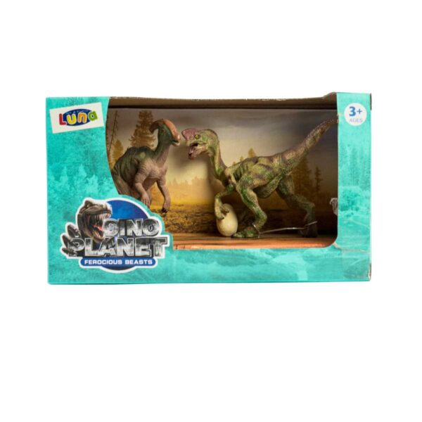 2 Dino Planet Ferocious Beasts 3+