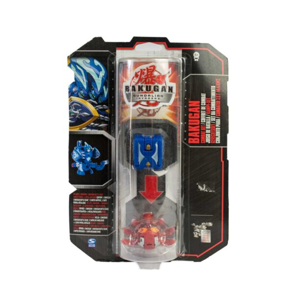 Bakugan Gundalian Invaders Combat Set 5+