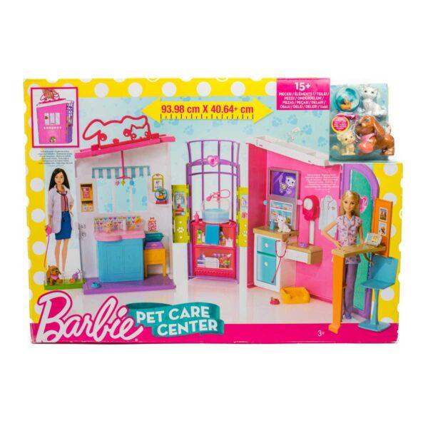 Barbie Pet Care Center 3+