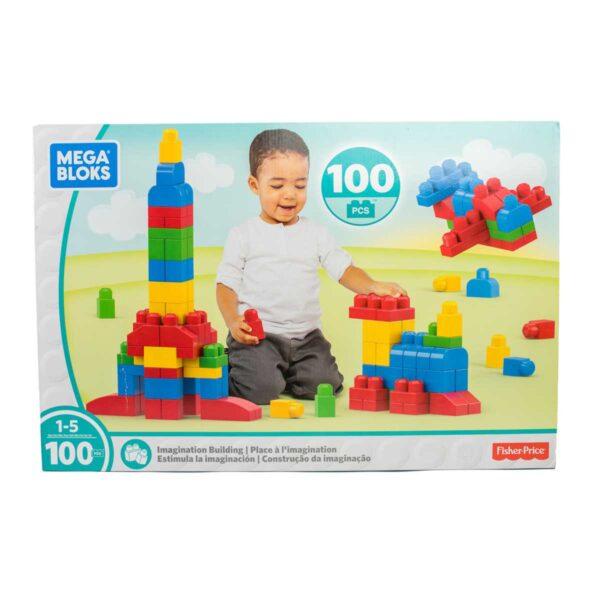 Costruzioni Bimbo\a 100 pz da 1-5 anni