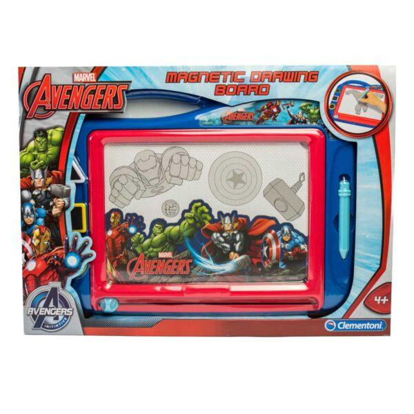 Lavagna Magica Avengers Marvel Clementoni 4+