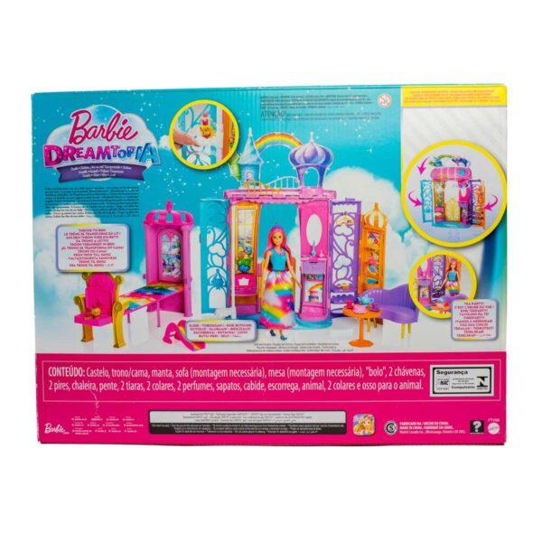 Barbie Dreamtopia Valigia 3+