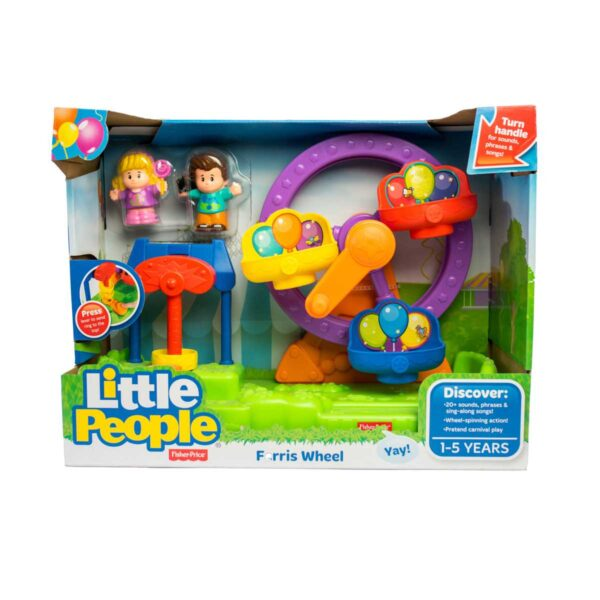 Little People Giostra Fisher-Price da 1-5 anni