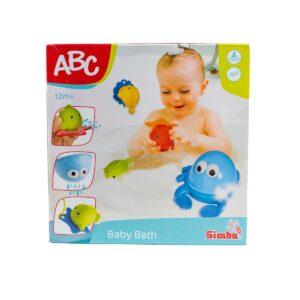 ABC Simba Baby Bath 12 mesi+