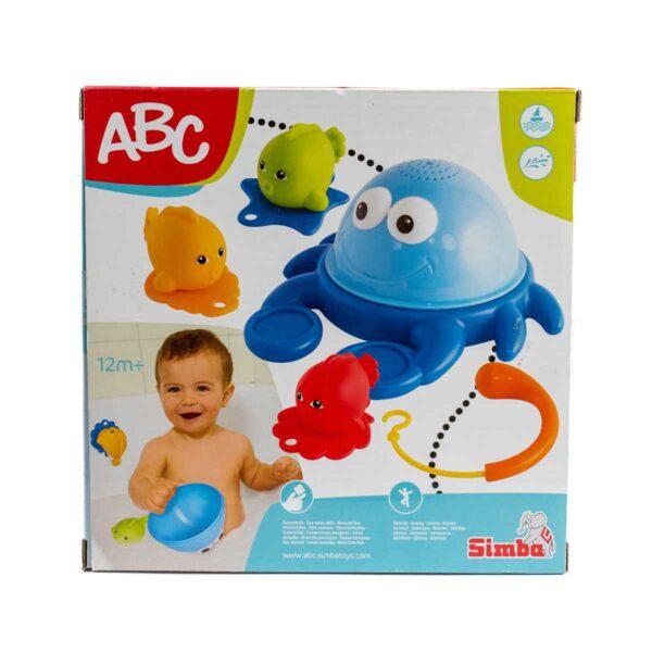 Granchio per bagnetto ABC Simba