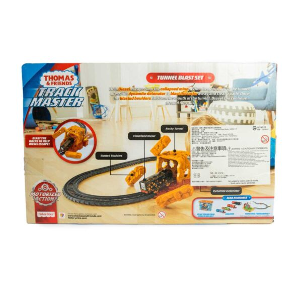 Thomas&Friends Track Master Tunnel Blast Set