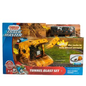 Thomas e Friends Track Master Tunnel Blast Set