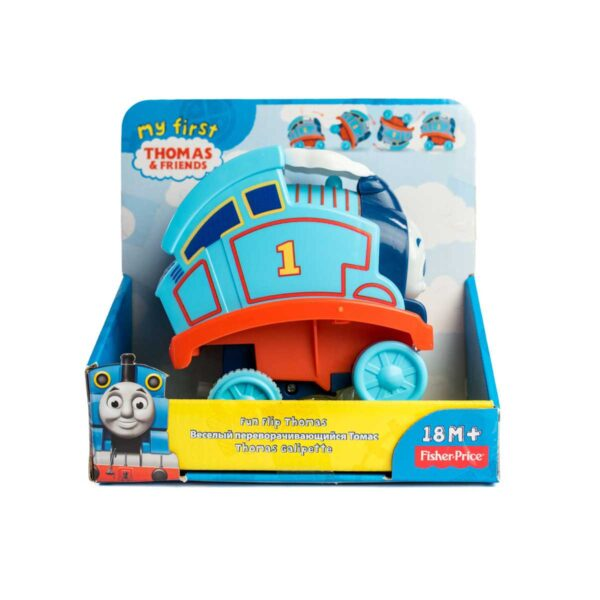Thomas &Friends My First Funflip