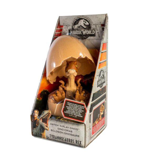 Uovo Jurassic World Tyrannosaurus Rex 3+