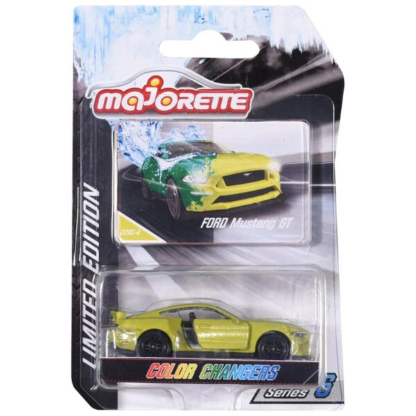 Modellino Auto Majorette Limited Ed.6 Color Change