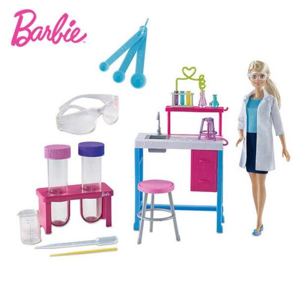 Barbie Scienziata