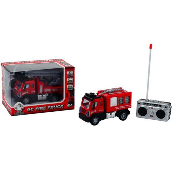 Camion Pompieri Radiocomandato Fire Trucks