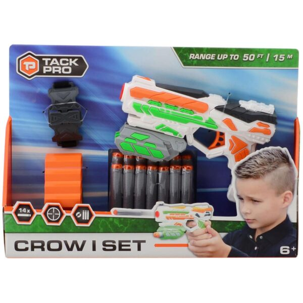 Tack Pro Crow I Set