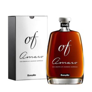 Amaro con Grappa Of Amarone Barrique Bonollo