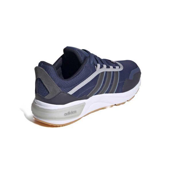 Scarpe Adidas 90s Runner Blu e Grigio