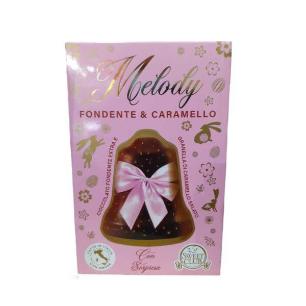 Campana Cioccolato Sweet Club Fondente e Caramello