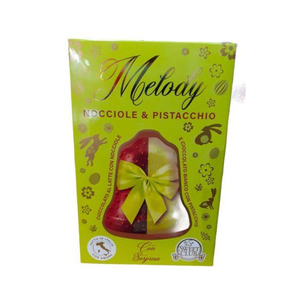 Campana Cioccolato Sweet Club Nocciole e Pistacchio